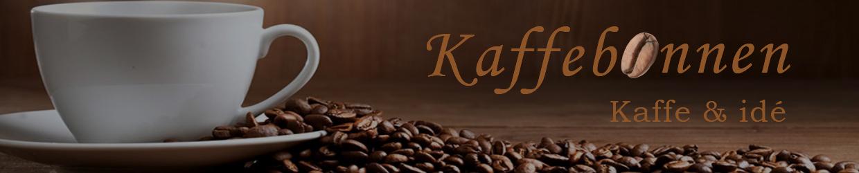 Kaffebønnen - Kaffe & Idé